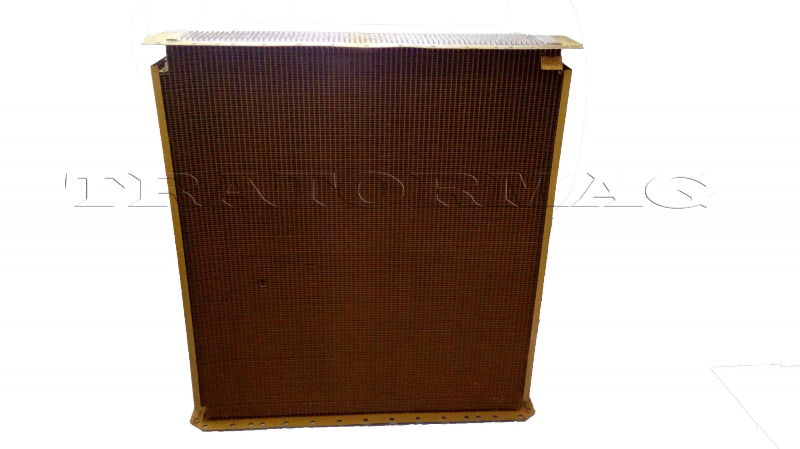 COLMEIA RADIADOR EM AÇO CATERPILAR D6D 882X802X6 FLORESTAL 4N6298