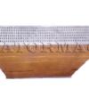COLMEIA RADIADOR 470X510X5 CASE 580L 15013R